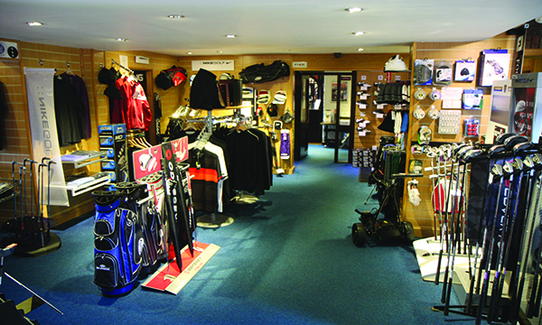 staddon heights pro shop